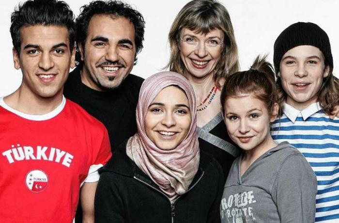 Türkisch Für Anfänger Schauspieler