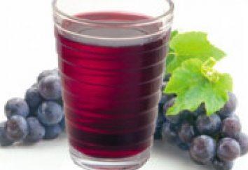 Jak zrobić sok z winogron w domu do przechowywania zimą