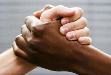 Che cosa è la discriminazione razziale?