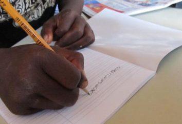 Czym jest czarter? Umiejętność czytania i pisania. listy uwierzytelniające