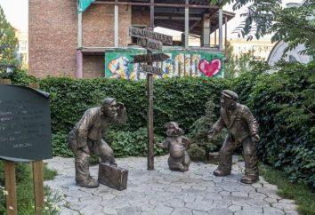 Atrakcje Karaganda: Zdjęcia z nazwami