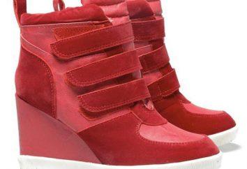 chaussures de sport Chaussures: caractéristiques, la conception, la forme et les avantages. De quoi porter et qui doit choisir baskets?