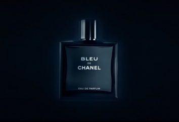 Chanel de Bleu – parfum pour hommes, consacré à la masculinité et de la sexualité