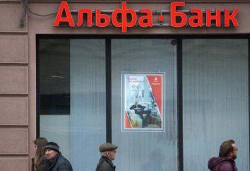 """Se e come prendere il credito nel """"Alfa-Bank"""", senza riferimenti e garanti?"""