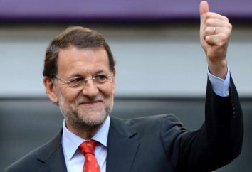 Le président actuel de l'Espagne