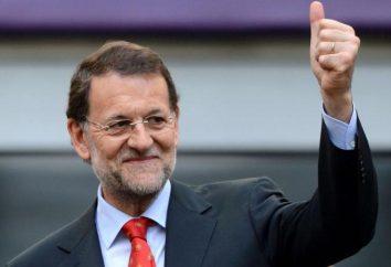 Obecny prezydent Hiszpanii
