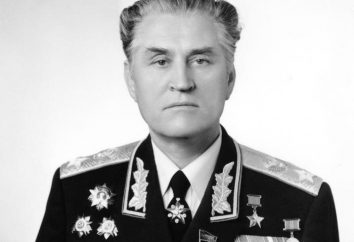 Le Marshal Petrov Vasiliy Ivanovich: biographie, famille