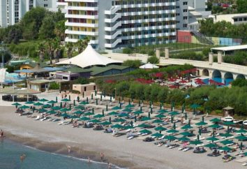 Esperides Beach Family Resort 4 * (Rhodes, Grèce): description et commentaires