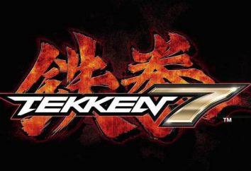 """Zeichen """"Tekken 7"""": vertraut und debütierte"""