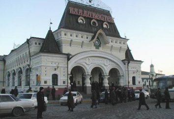 attrazioni antiche e moderne a Vladivostok