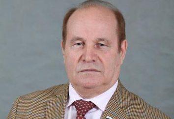 Alexei Chernyshev: Biographie Politique