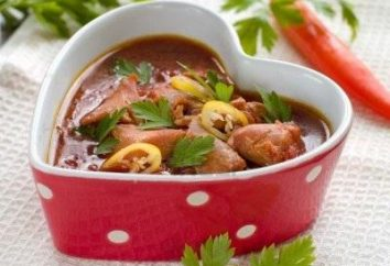 Jak gotować wieprzowinę język: kilka receptur