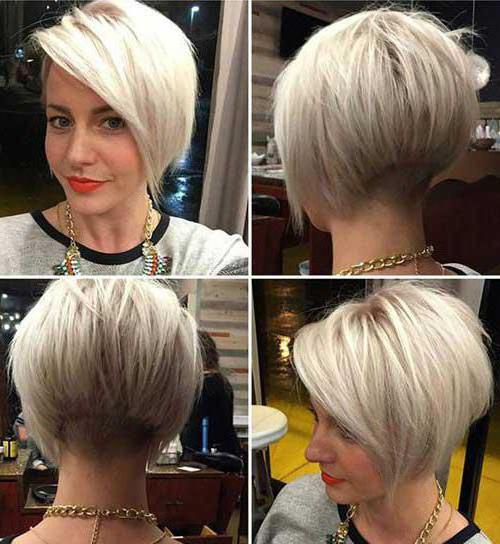 Modne Fryzury Dla Krótkich Włosów Dla Kobiet