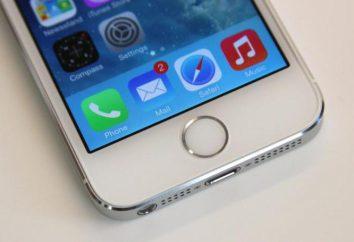 Le bouton Accueil (iPhone 5S) ne fonctionne pas: comment résoudre le problème