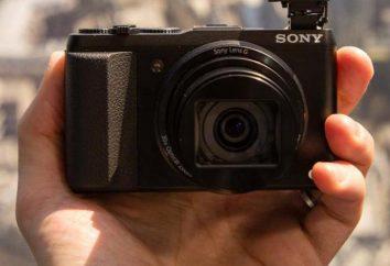 Fotocamera Sony HX50: recensioni di professionisti