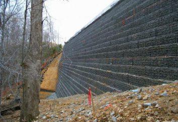 Mury oporowe z betonu: technologia i urządzenia