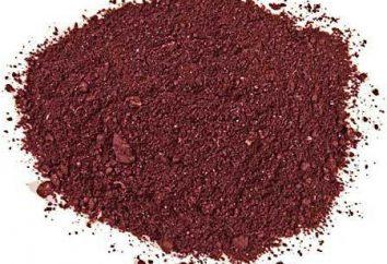La farine de sang: application dans l'élevage, dans le jardin