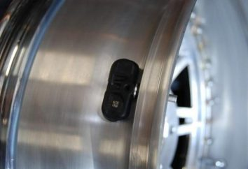 sistema de monitoreo de presión de neumáticos. ¿Cómo funciona el sensor de presión de neumáticos?