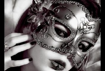 Masquerade Mask – oryginalny dodatek do garnituru