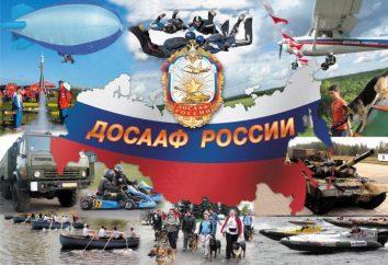DOSAAF: Quelle est la Société pour l'assistance à l'Armée, la Force aérienne et de la Marine?