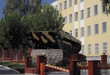 Las tropas Instituto Militar de Novosibirsk Rusia interiores
