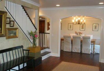 Escada em uma casa no primeiro andar: Descrição, tipos, modelos e recomendações de projeto