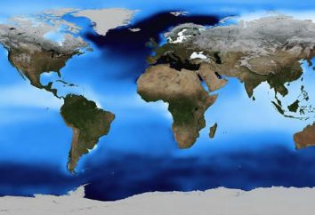 Qu'est-ce que la circulation thermohaline des océans?