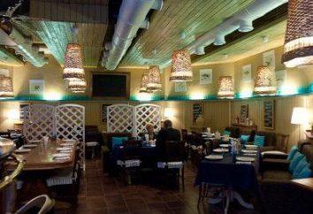 Le restaurant « poisson » à Rostov, Moscou et Saint-Pétersbourg