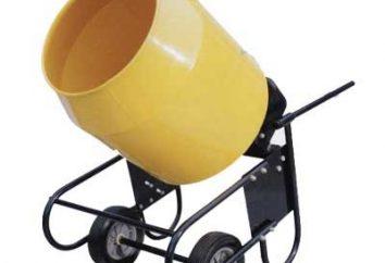 Mezclador de hormigón realizado con sus propias manos – una herramienta indispensable en el hogar