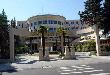 Los hoteles Batumi