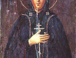 Sofiya Suzdalskaya Icon: was hilft?