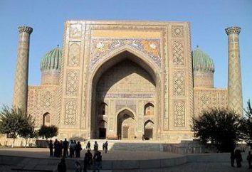 L'adesione alla russa in Asia centrale. Storia annessione di Asia centrale