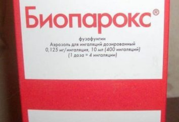 """Gdy lek jest stosowany """"BIOPAROX dla dzieci"""""""