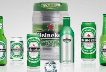Słynny holenderski Heineken piwo: trudna droga do uznania