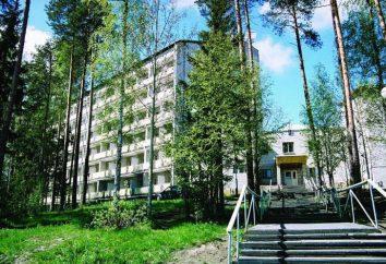 """Descrizione del sanatorio """"White Sea"""" (Arkhangelsk)"""