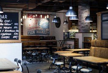 """Il ristorante """"Boston"""" sul """"bielorusso"""": recensioni, foto e menu"""