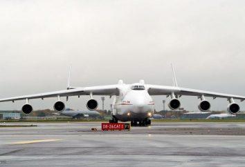 """""""Mrija"""" AN-225. Opinie, dane techniczne, zdjęcia. Ciężki samolot transportowy"""
