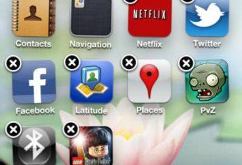 """Szczegółowe informacje na temat sposobu, aby usunąć aplikację z """"iPhone"""""""