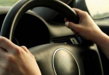 volante vibração a uma velocidade de 90-100 km / h. Causas e soluções