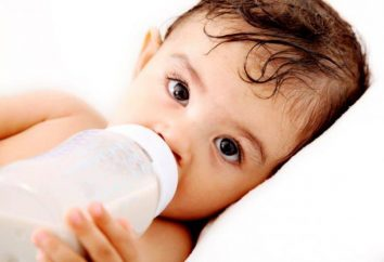 """Eine Mischung aus """"Alfaro"""". Die Säuglingsnahrung von Nestlé """"Alfaro"""": Bewertungen"""