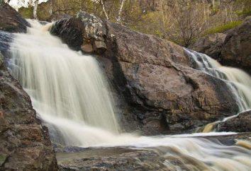 Les chutes d'eau les plus célèbres de Bachkirie