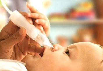 ¿Cómo tratar la congestión nasal en un bebé