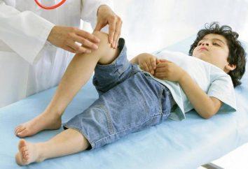 Reumatyzm u dziecka: the objawy, leczenie, profilaktyka