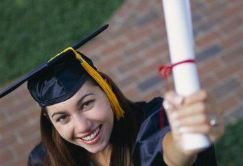 Specjalne – co to jest? Jaka jest różnica między licencjackich i absolwent specjalizować?