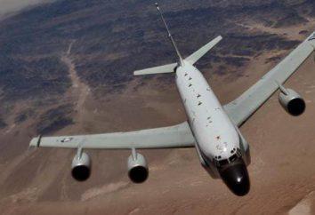 US spia aereo: descrizione e foto