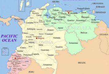 Andyjskiej – która jest krajem? Andyjskie państwa: klimat, zasoby