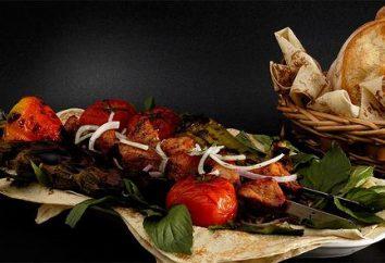 cucina armena Manna: Highlanders