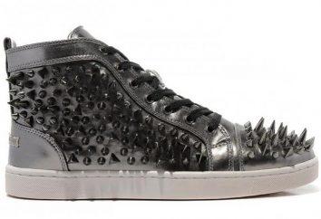 Buty z kolcami – modny i stylowy