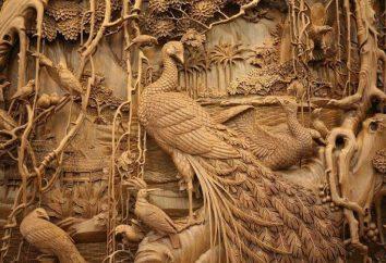 Rodzaje rzeźbienia w drewnie. Kluczowe cechy