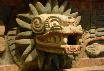 Tribo de astecas. civilização asteca: cultura, lendas